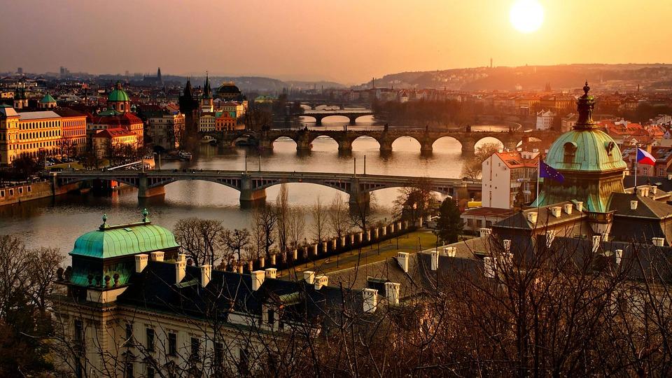 Prága (f: pixabay)