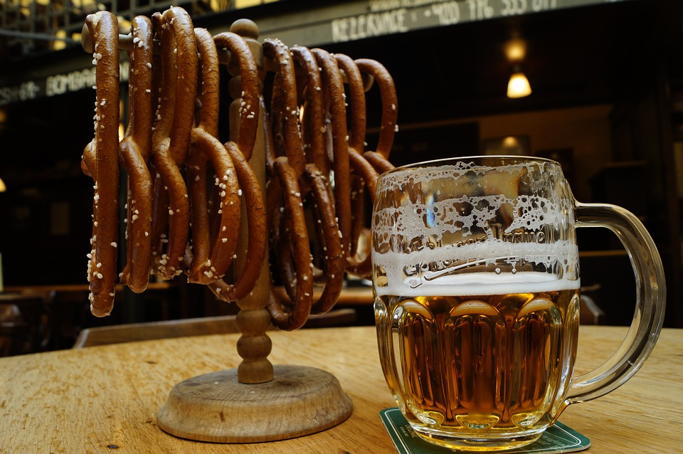 Prágai sör (f: pixabay)
