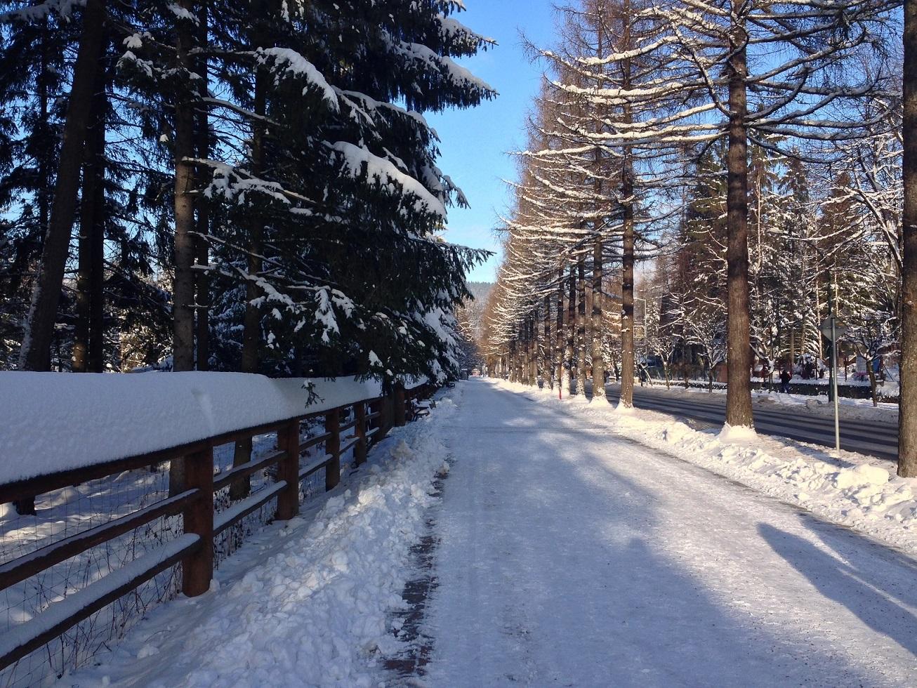 Zakopane télen
