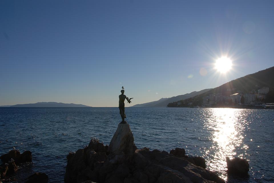 TOP 10 tengerparti város Horvátországban