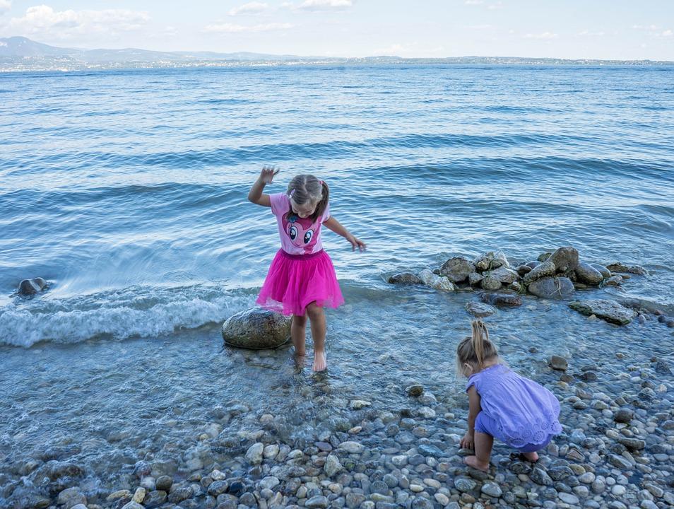 Homokos tengerpart gyerekkel horvátország