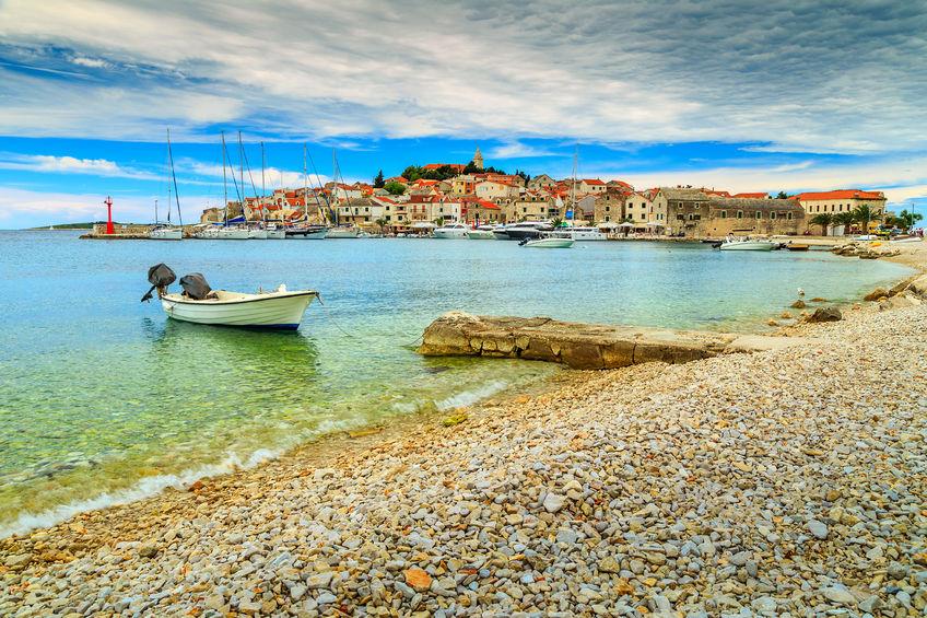 Lélegzetelállító strandok az Adriai-tenger partján