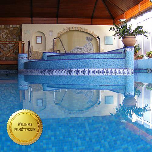 Felnőttbarát wellness - Duna Relax & Event Hotel****