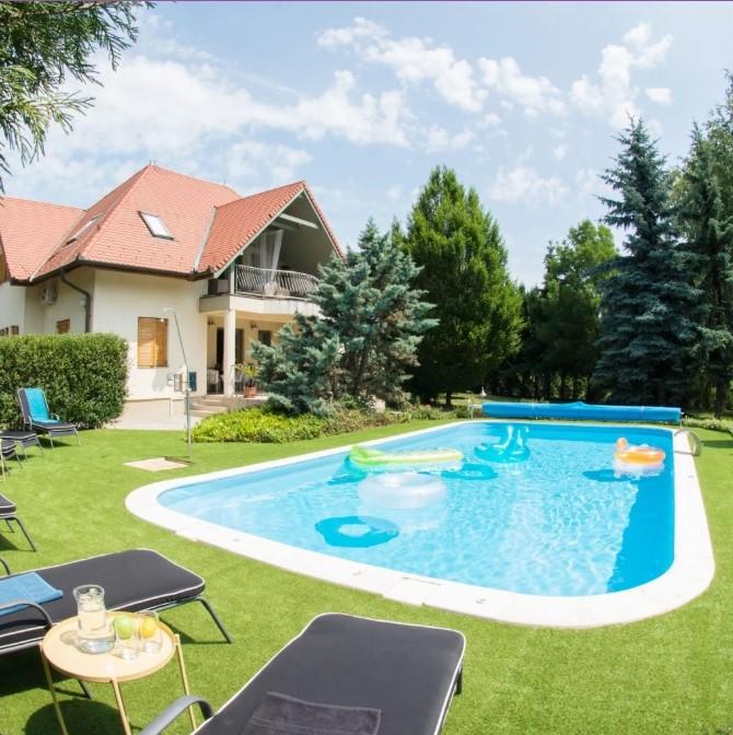 Felnőttbarát hotel -Villa Oliva Zamárdi