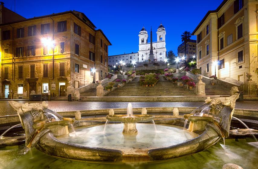 Hova utazzunk húsvétkor, Róma