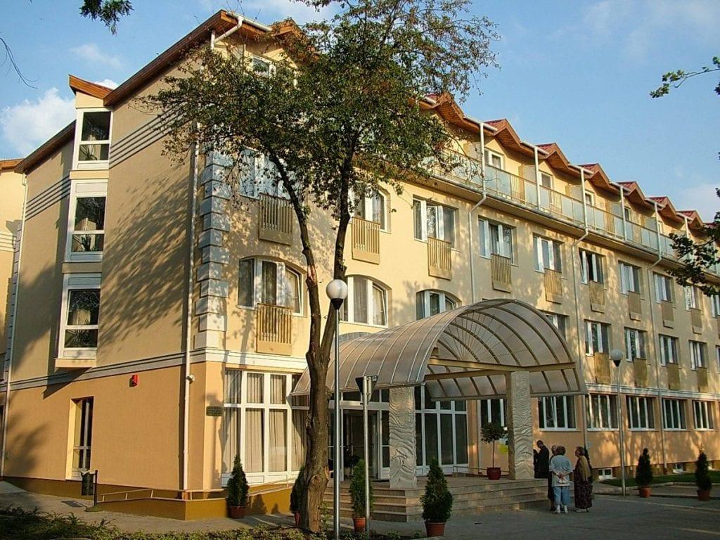 Hajdúszoboszlói szállodák