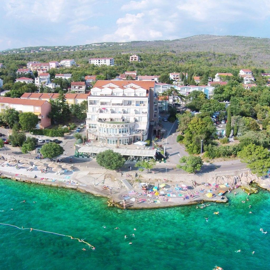 legkozelebbi_homokos_tengerpartok_hotel_marina_selce_crikvenica