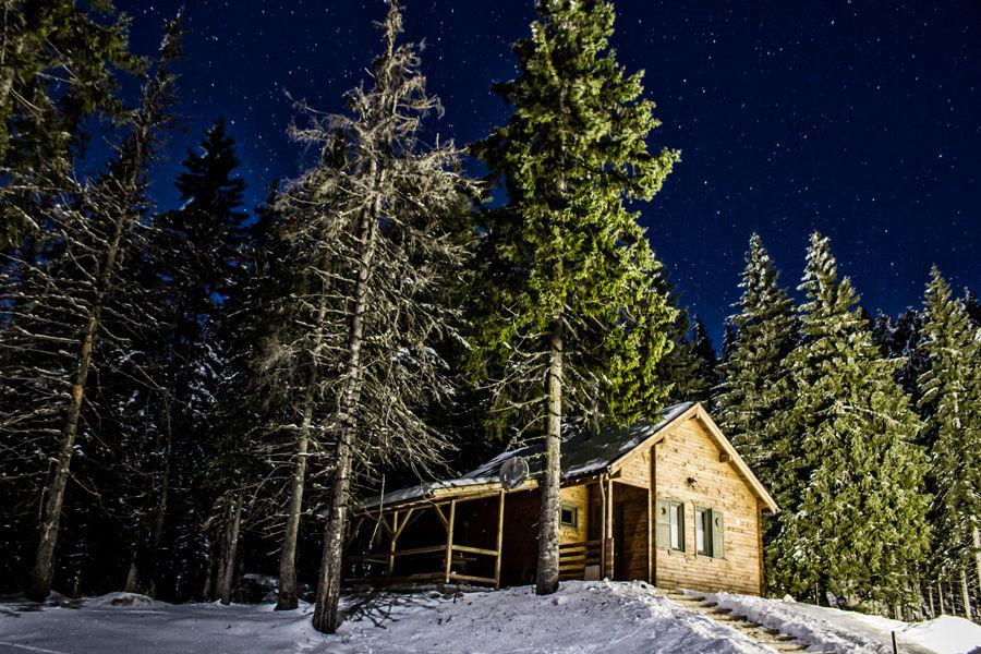 Erdélyi utazás télen
