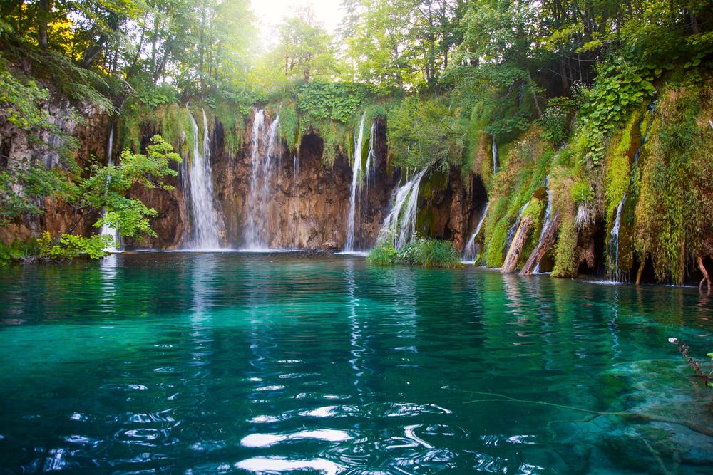 világörökségi helyszínek Horvátországban, Plitvicei tavak