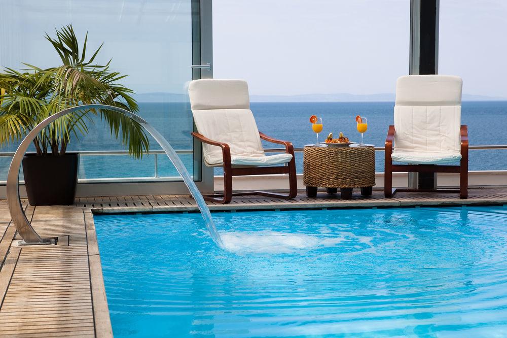 Horvát tengerparti hotelek mesés kilátással
