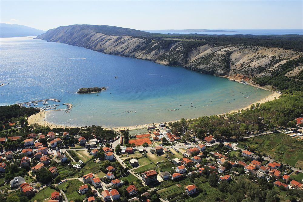 Horvátországi hotelek - homokos tengerpartok közelében