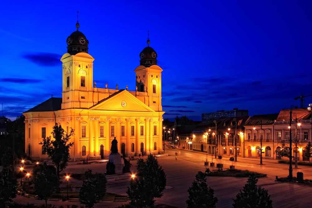 húsvéti úti cél, Debrecen