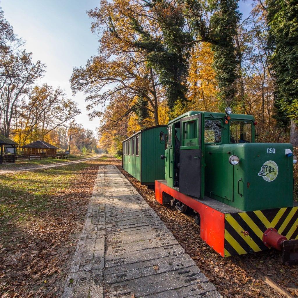 8 kihagyhatatlan kisvasút Magyarországon