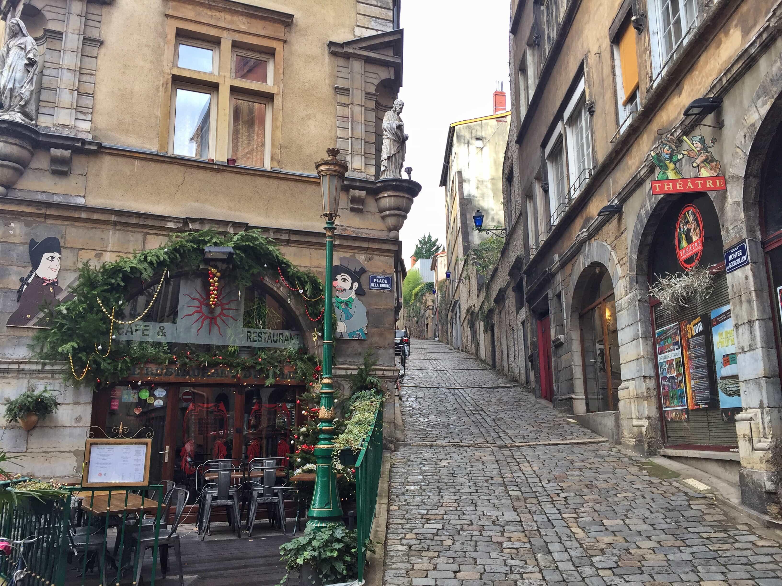 Hosszú hétvége Lyonban
