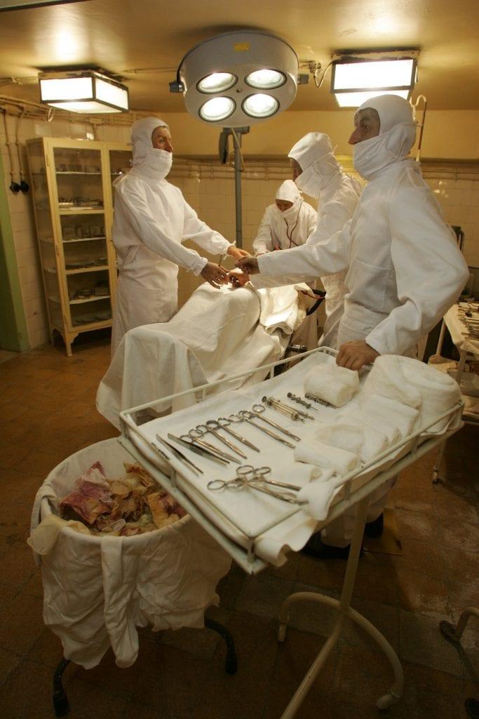 6+1 bunkertúra Csernobil-rajongóknak
