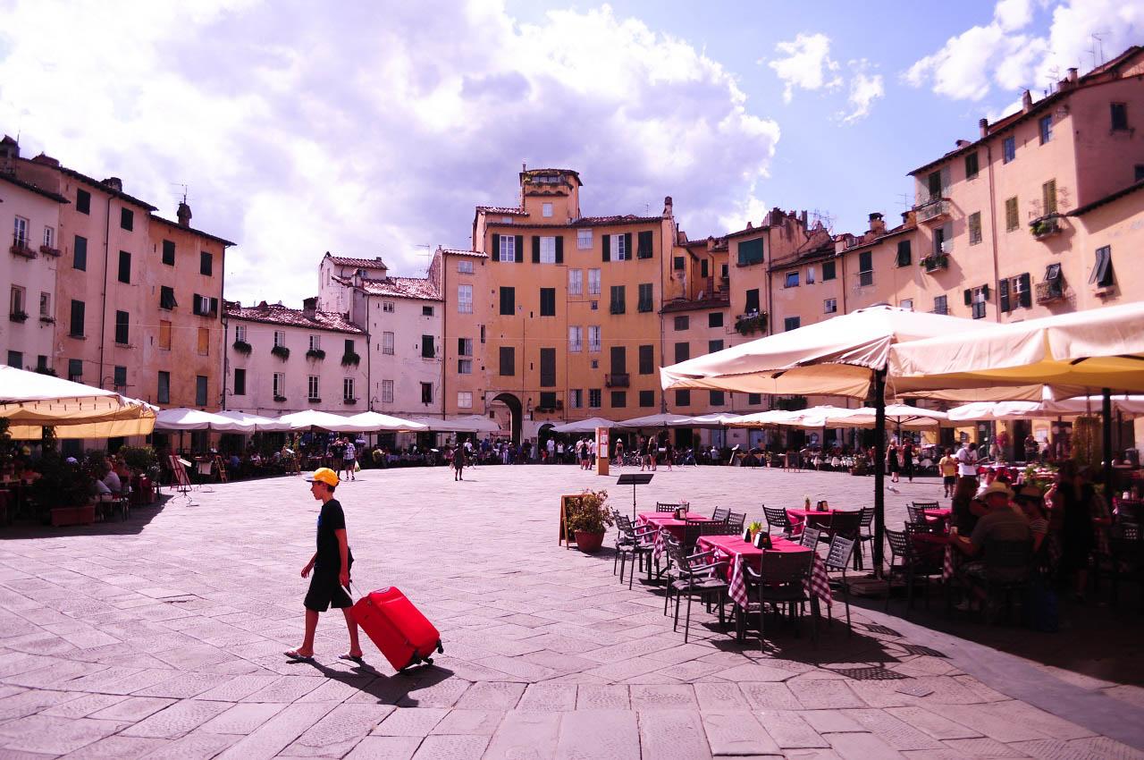 fotó - lucca - olaszország