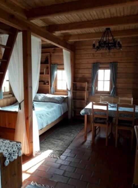 e065cf3d9c Elbűvölő erdei faházak, ahol télen is élmény a pihenés - Szallas.hu Blog