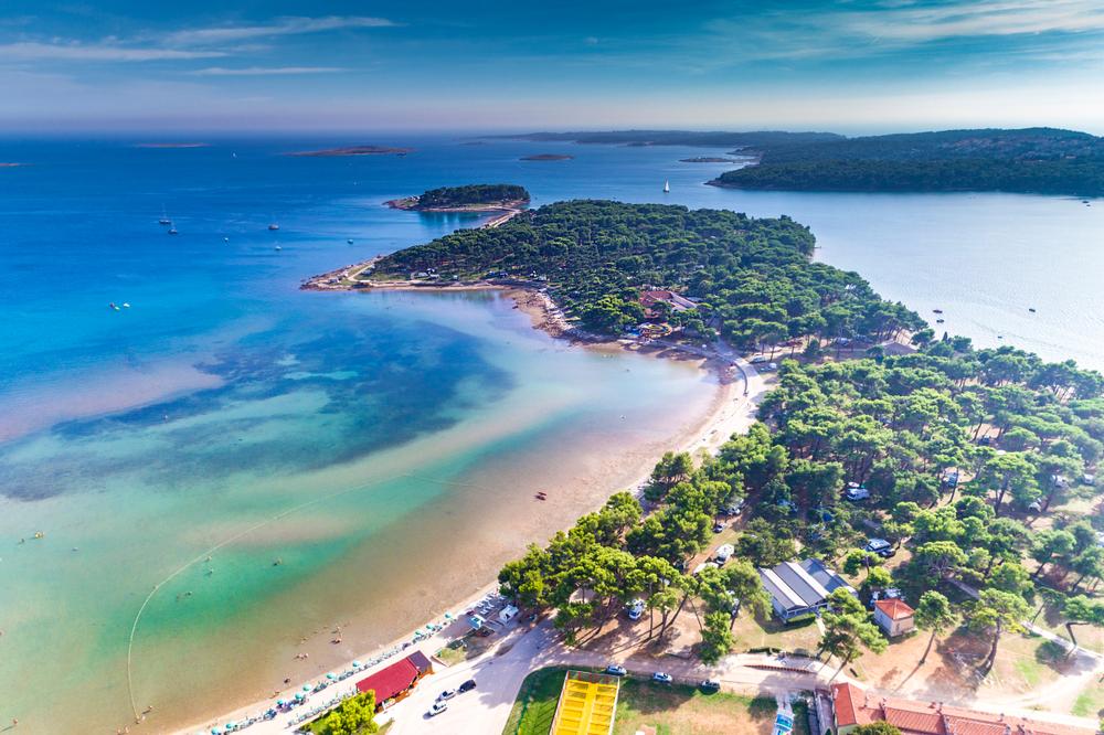 Isztria, Horvátország, Medulin