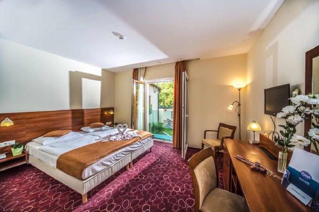 Patak Park Hotel, Visegrád