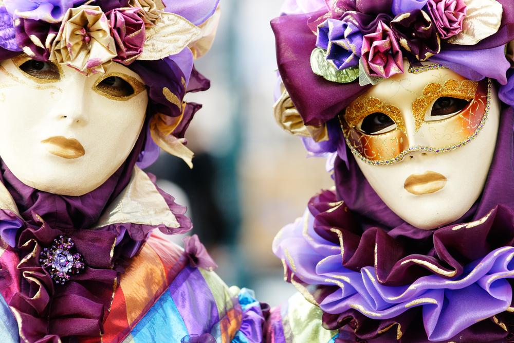 karnevál - farsang - velence