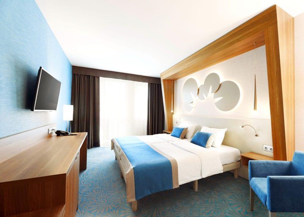 Tengernyi élmény a hévízi Hotel Európa fit****-ben!