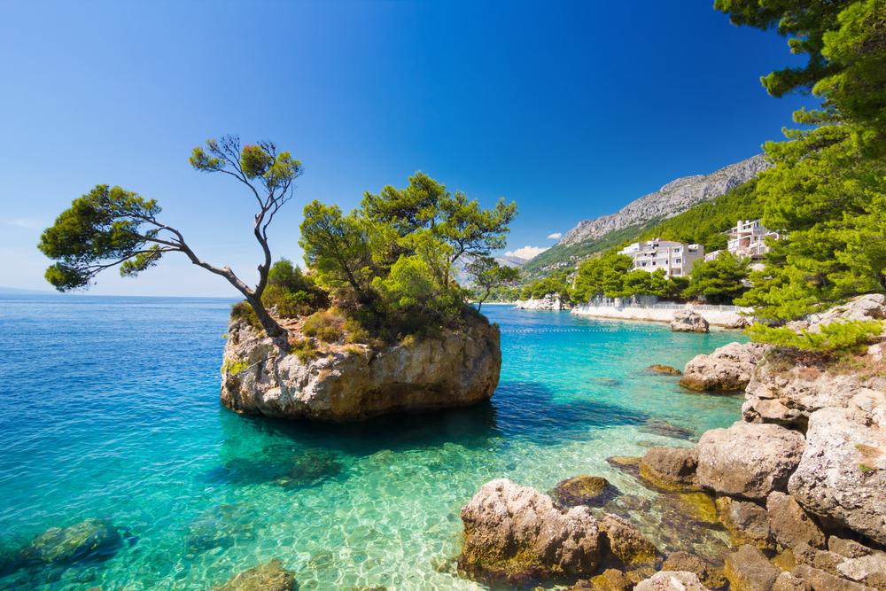 Makarska, Horvátország