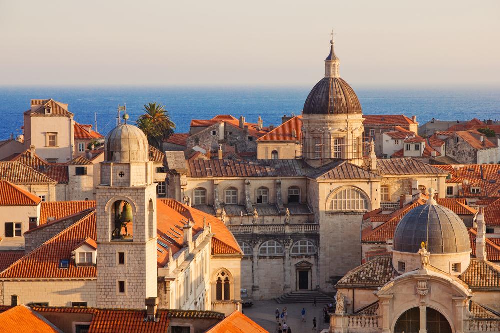 Dubrovnik,  városok, Horvátország
