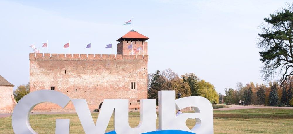 Békés megye egyik legszebb fürdővárosa, Gyula