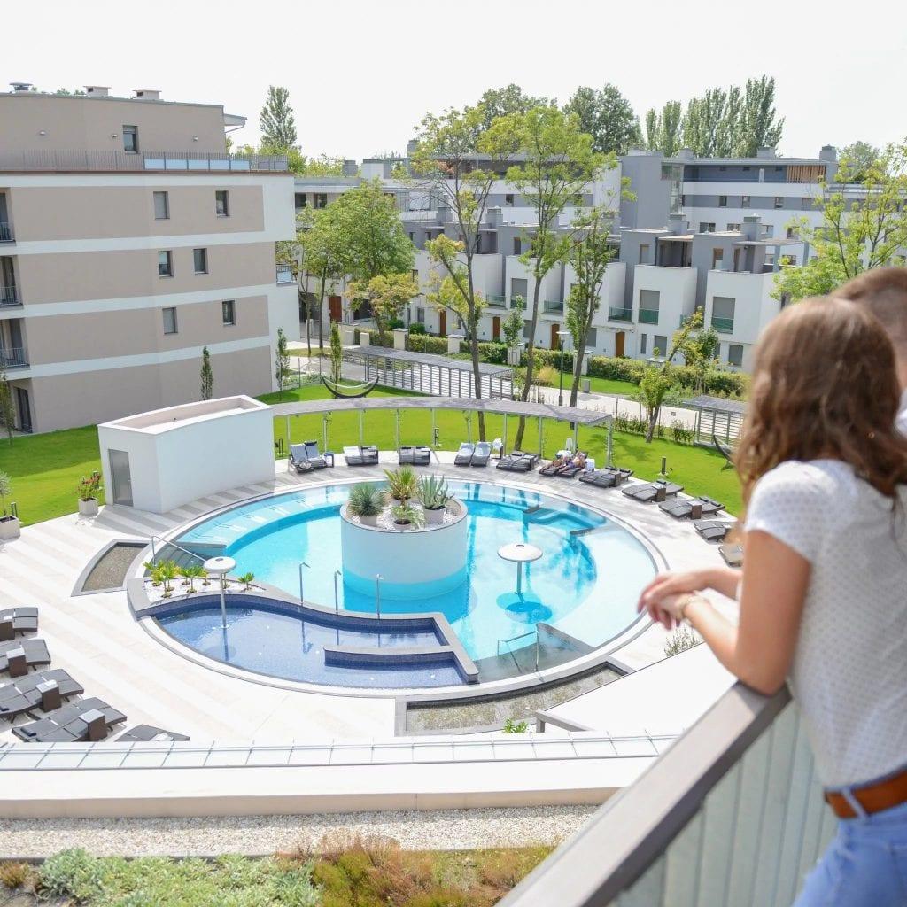 Balatonfüred, hotel