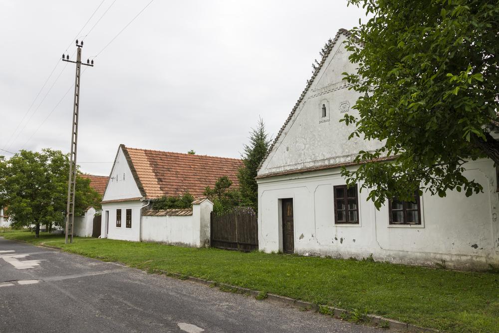 Magyarpolány, falvak