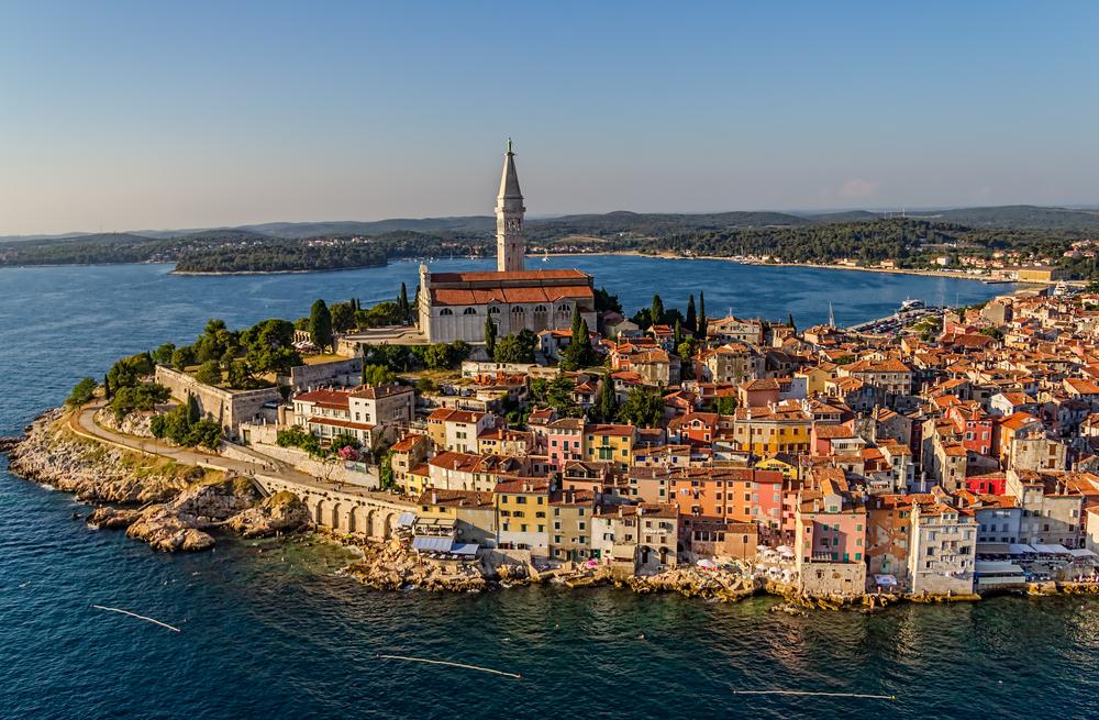 Rovinj, városok, Horvátország