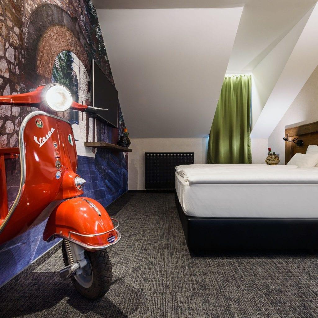 Az RQ Boutique&Unique Hotel Győr **** +superior felnőttbarát szállás