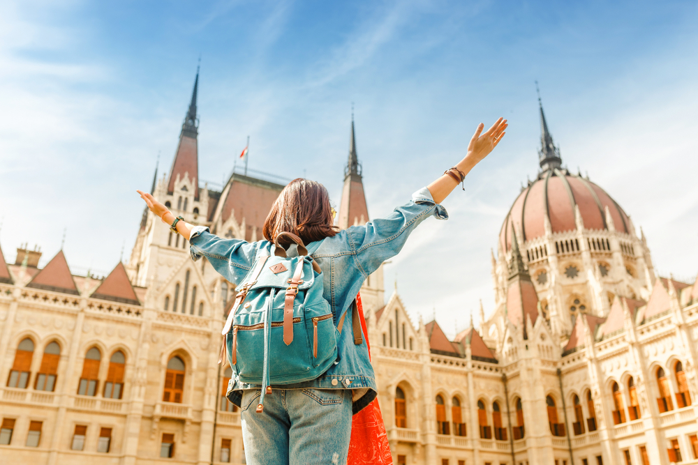 Budapest,  idegenvezetők világnapja