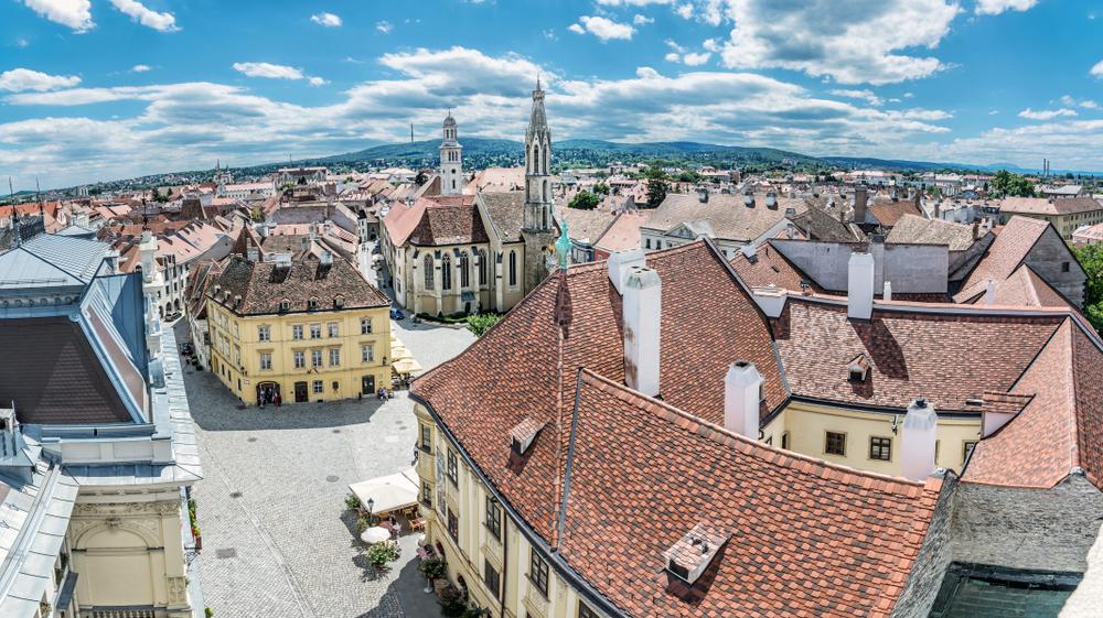 Sopron,  idegenvezetők világnapja
