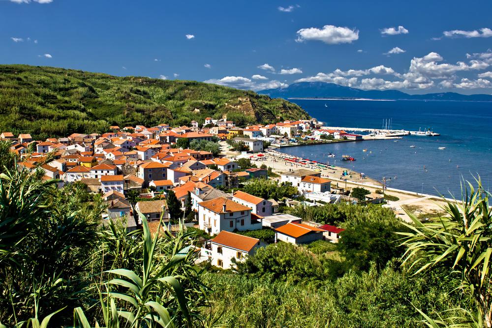 Susak,  városok, Horvátország