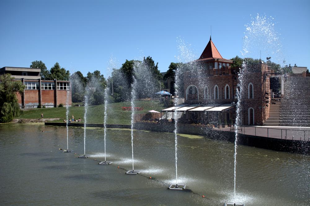 Szarvas, Békés megye egyik legszebb fürdővárosa