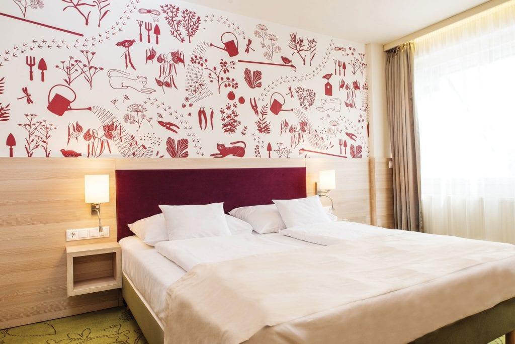 Alvásbarát szálláshely - Kolping Hotel Alsópáhok