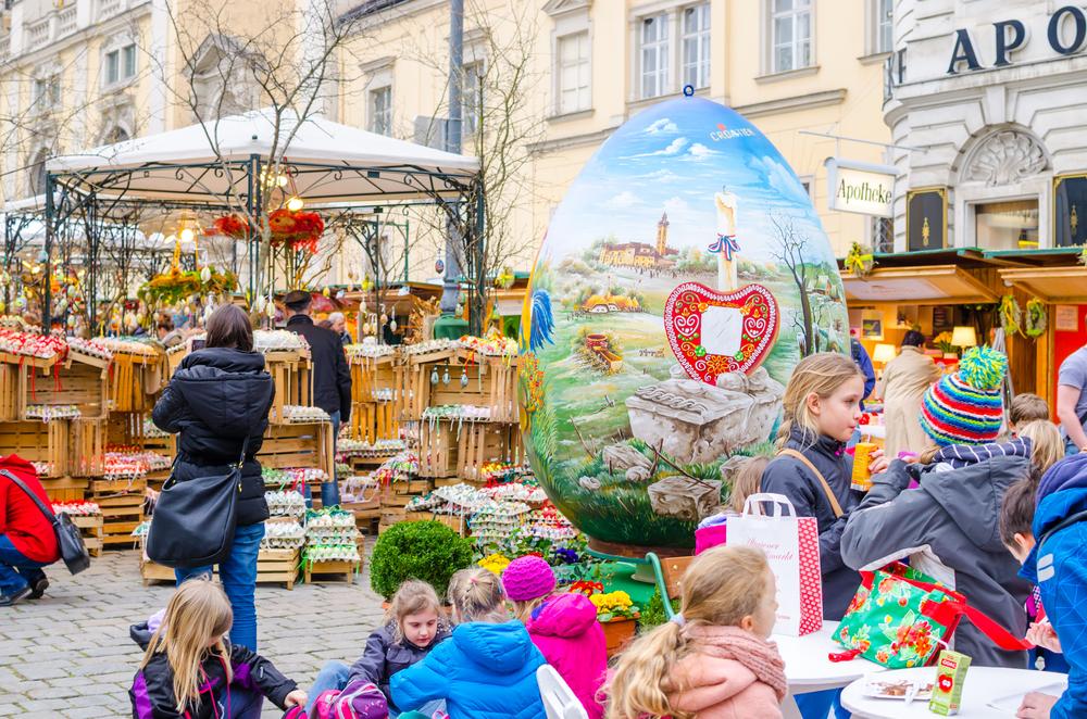 Hova utazzunk húsvétkor, Bécs