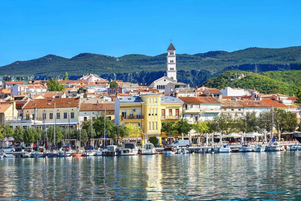 Horvátországi programok eső