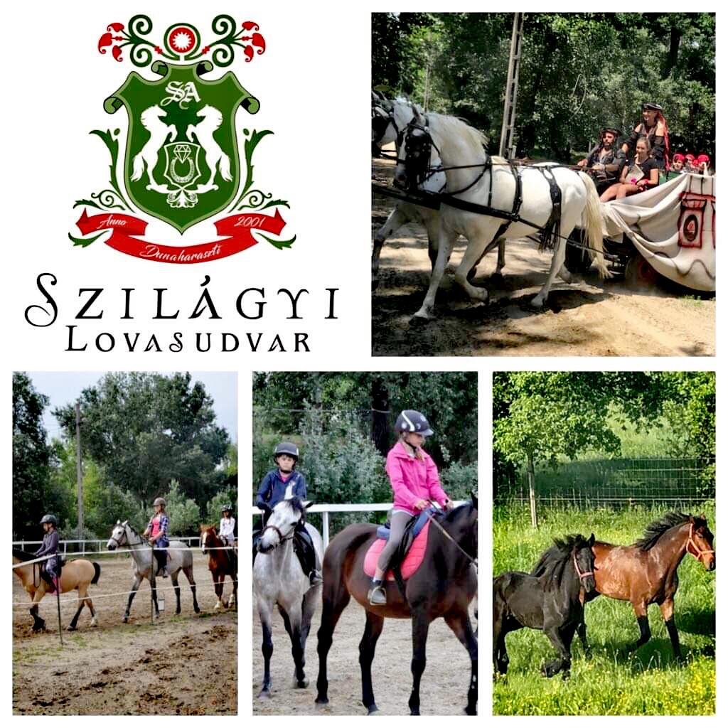 Családbarát lovardák Budapest közelében - Szilágyi Lovasudvar