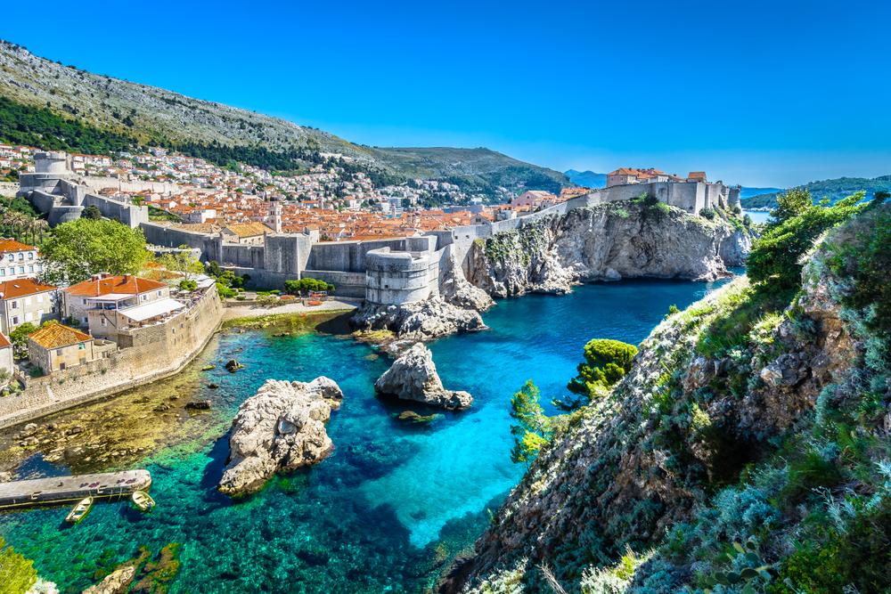 világörökségi helyszínek Horvátországban, Dubrovnik