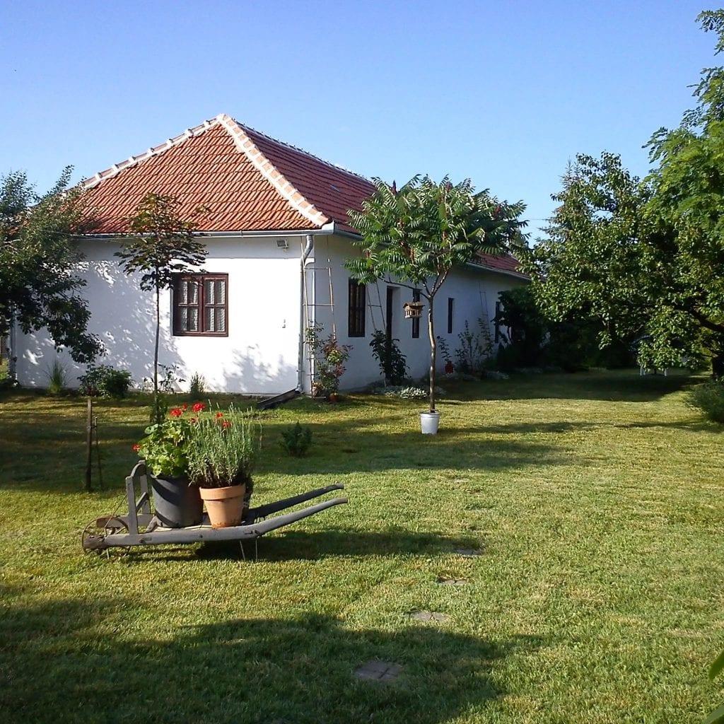 10 romantikus parasztház-Gerendás Vendégház Poroszló