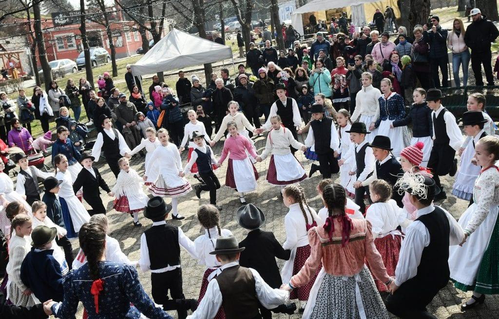 Hungarikum Piknik - Gasztrofesztivál Egerben népi és hagyományőrző programokkal