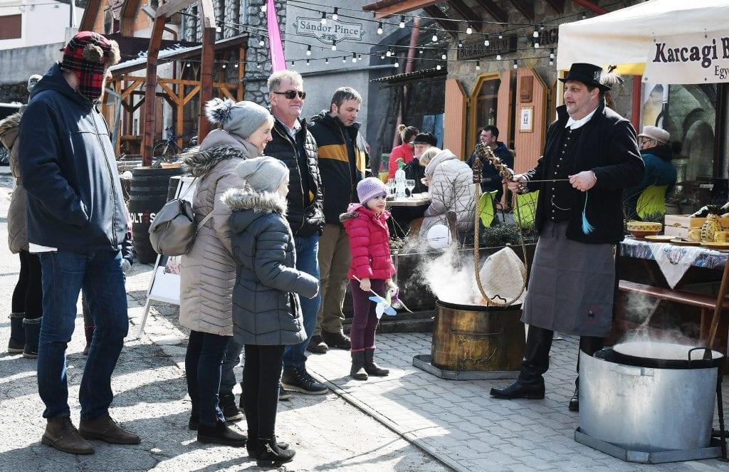 Hungarikum Piknik - Gasztrofesztivál Egerben
