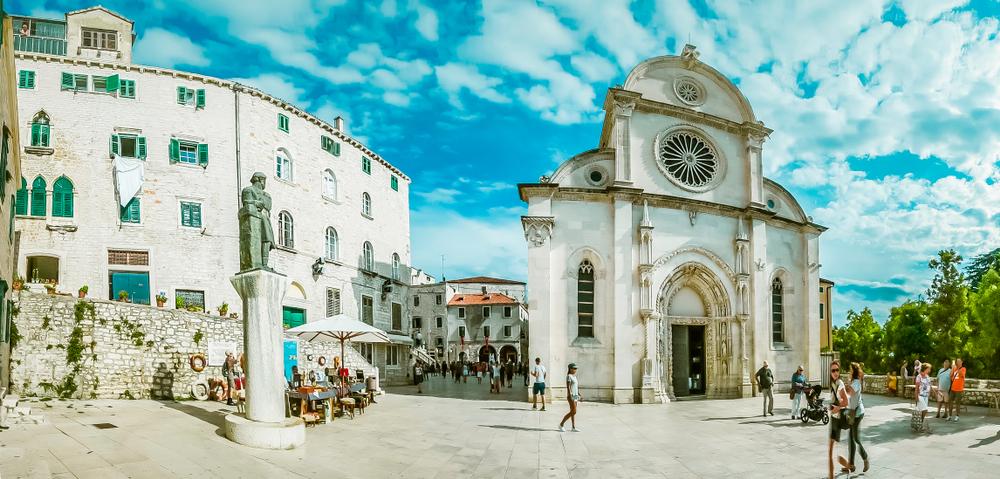 világörökségi helyszínek Horvátországban, Sibenik