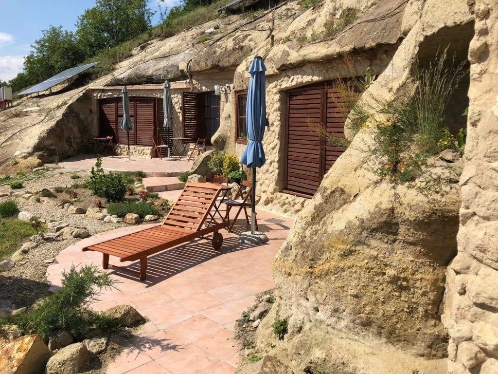 Sirocave barlangszállás