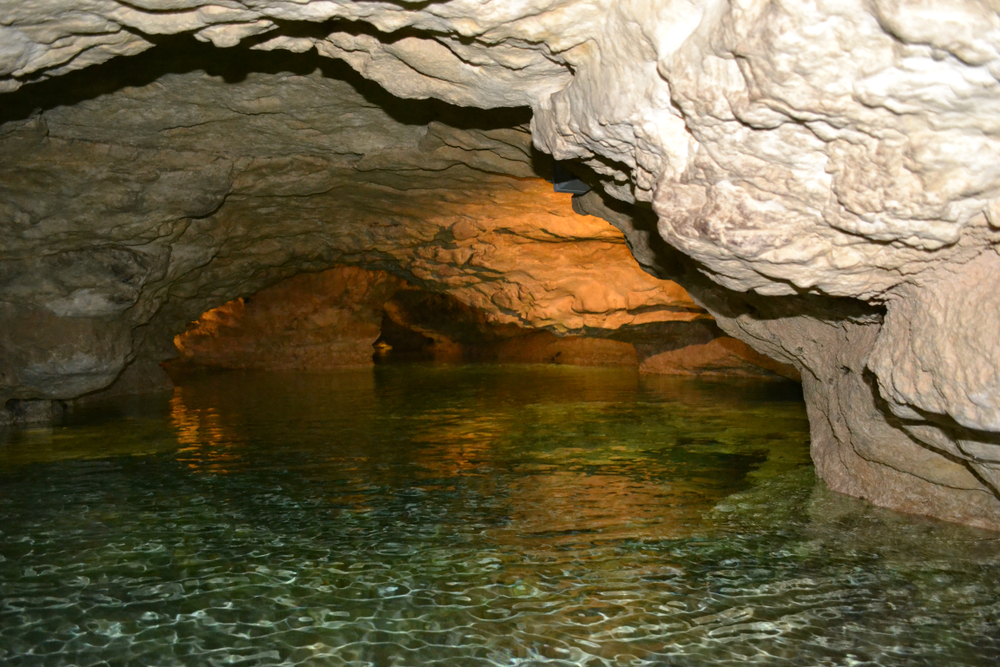 Tapolca, barlangok hónapja