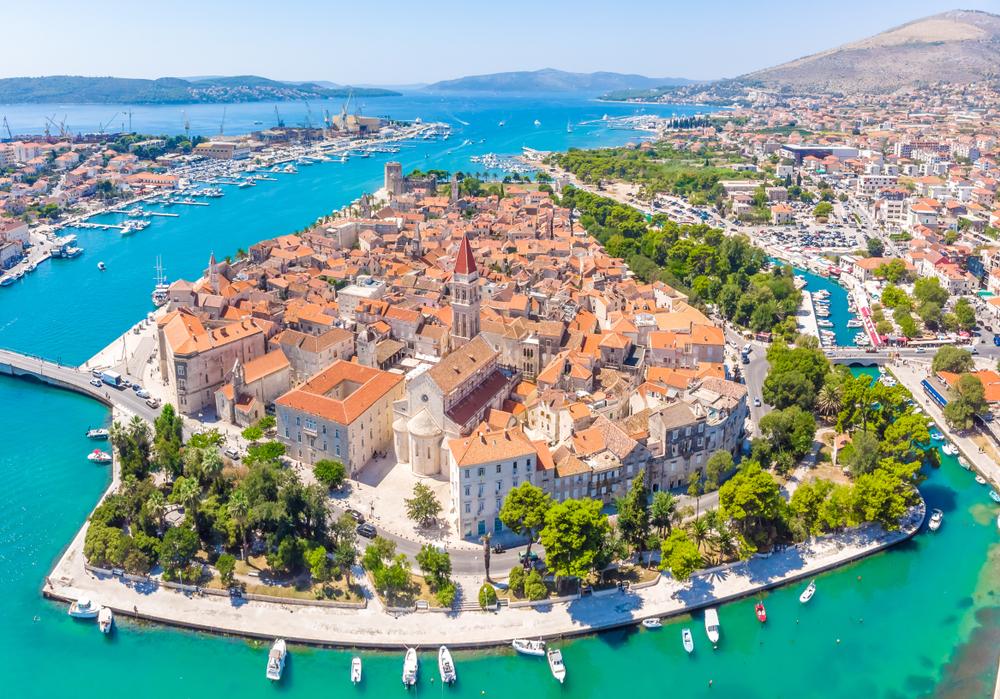 világörökségi helyszínek Horvátországban, Trogir