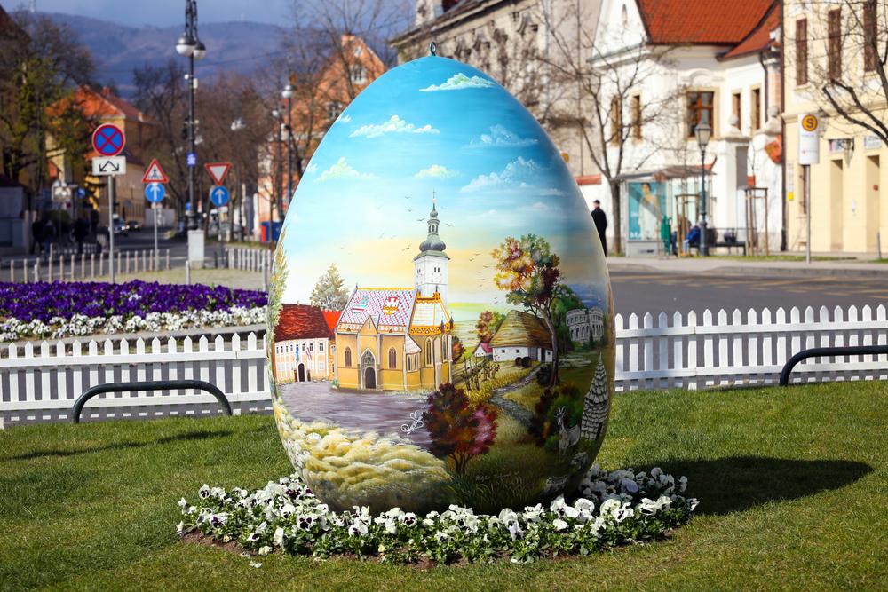 Hova utazzunk húsvétkor, Zágráb