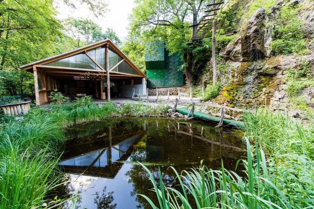 Ökoszállások: zöld szálláshely az Öko-Parkban